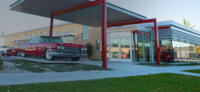 The Automobile Gallery Enterance