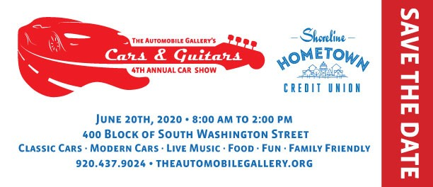 4th Annual Cars and Guitars Auto Show @ The Automobile Gallery | Green Bay | Wisconsin | United States